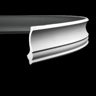 Карниз потолочный гибкий 1.50.221 Европласт