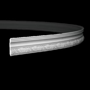 Карниз потолочный гибкий 1.50.251 Европласт