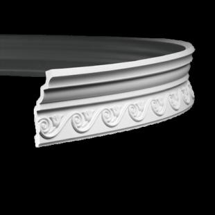 Карниз потолочный гибкий 1.50.253 Европласт