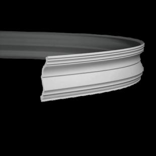 Карниз потолочный гибкий 1.50.254 Европласт