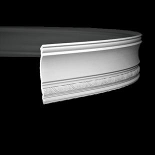 Карниз потолочный гибкий 1.50.256 Европласт