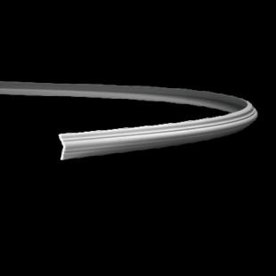 Карниз потолочный гибкий 1.50.257 Европласт