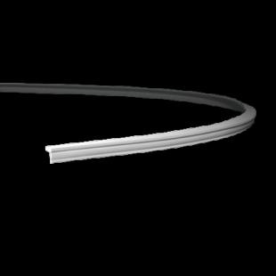 Карниз потолочный гибкий 1.50.258 Европласт