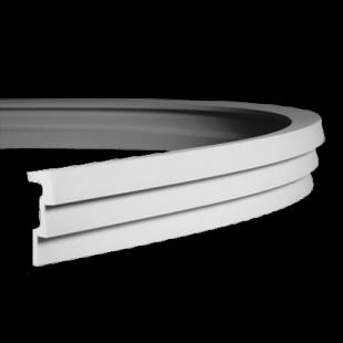 Карниз потолочный гибкий 1.50.262 Европласт