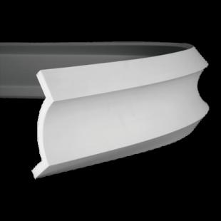 Карниз потолочный гибкий 1.50.264 Европласт