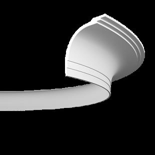 Карниз потолочный гибкий 1.50.271 Европласт
