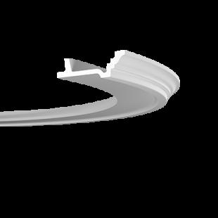 Карниз потолочный гибкий 1.50.277 Европласт
