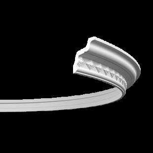 Карниз потолочный гибкий 1.50.278 Европласт