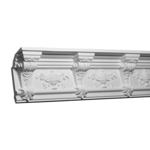 Карниз потолочный гибкий 1.50.280 Европласт