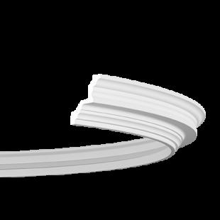 Карниз потолочный гибкий 1.50.286 Европласт