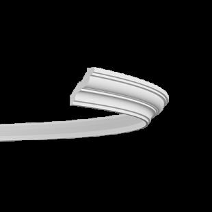 Карниз потолочный гибкий 1.50.288 Европласт