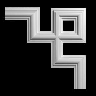 Угловой молдинг 1.52.287 Европласт